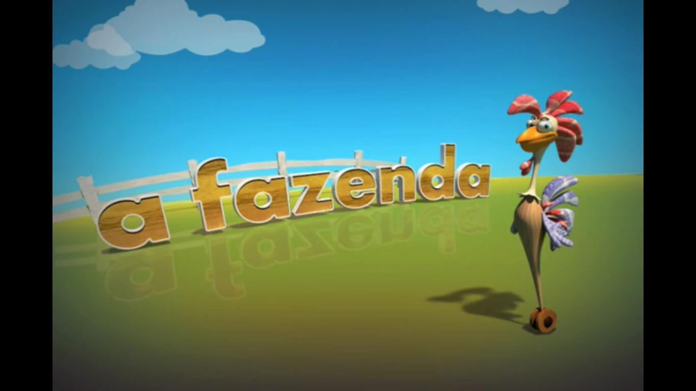 A Fazenda 1  - Mono Animation
