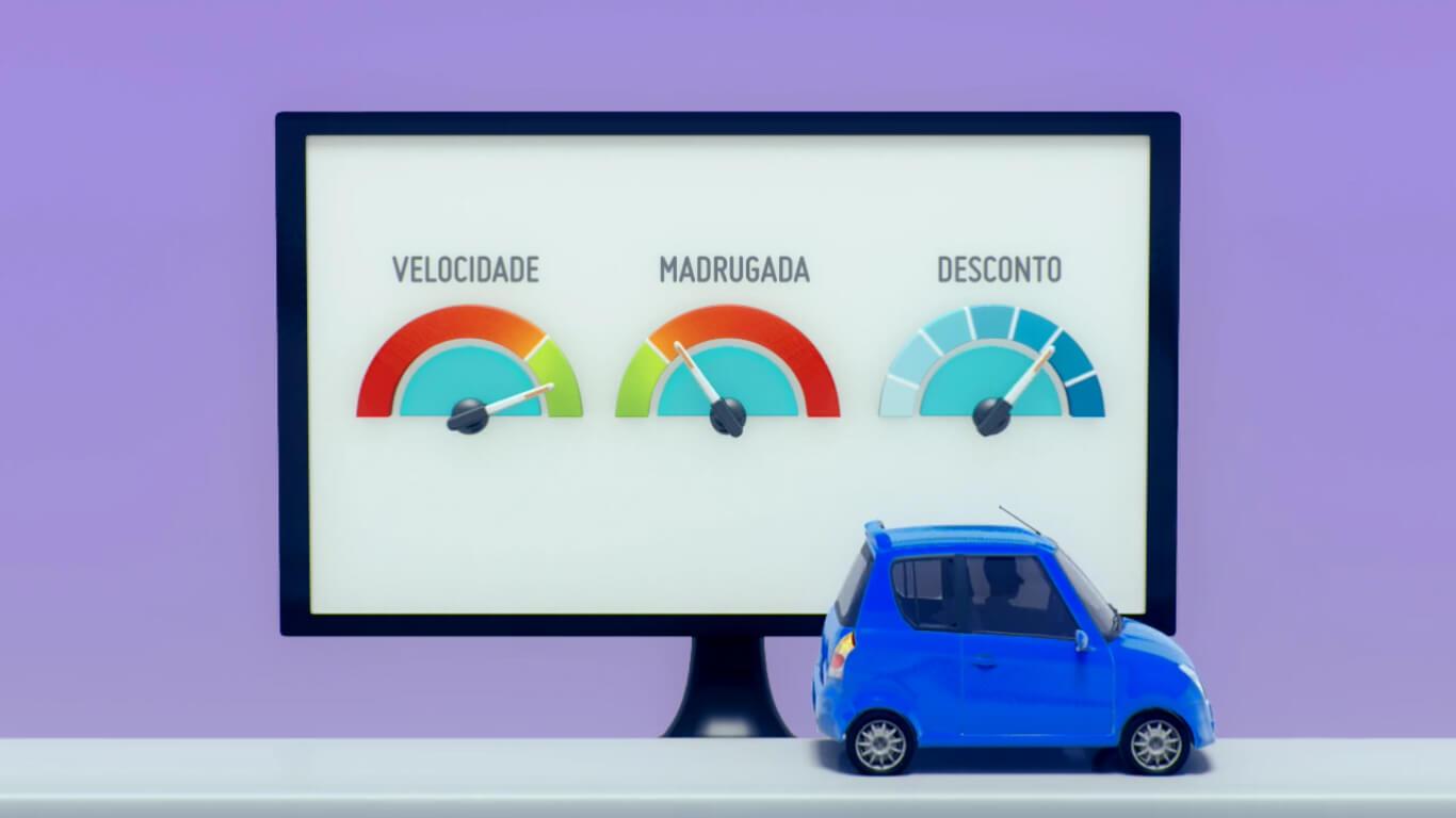 Porto Seguro Auto Jovem 1  - Mono Animation