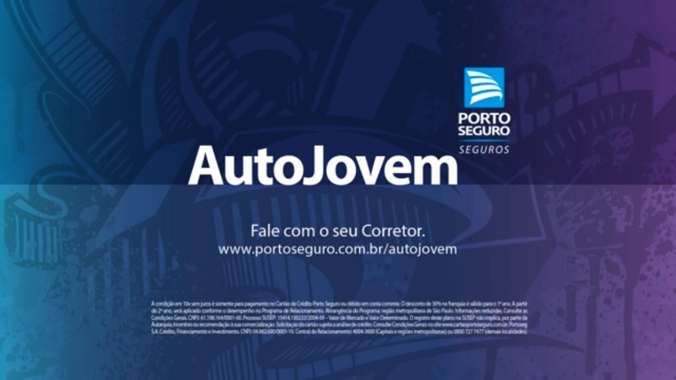 Porto Seguro Auto Jovem 2  - Mono Animation