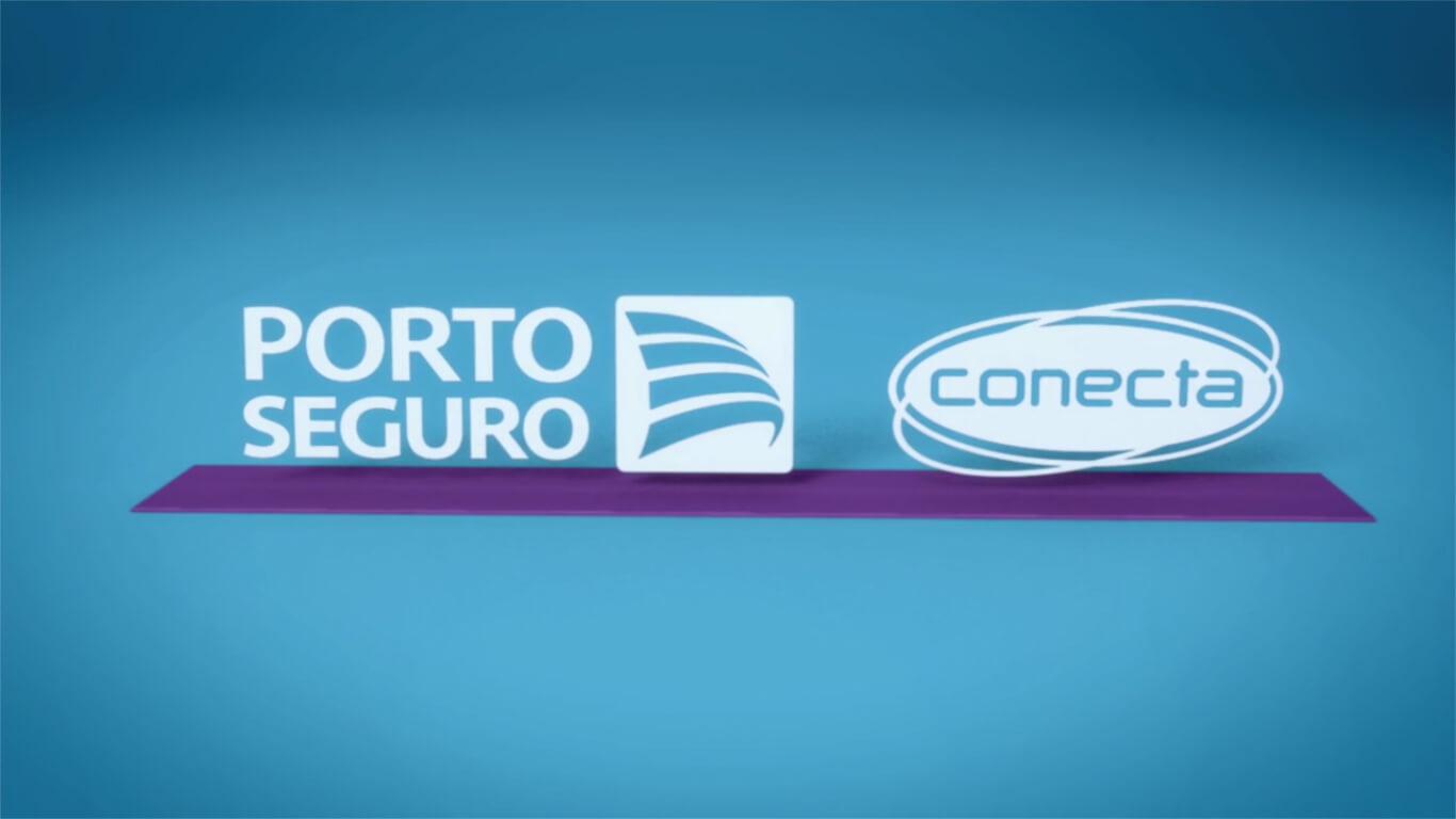 Conecta | Porto Seguro 1  - Mono Animation