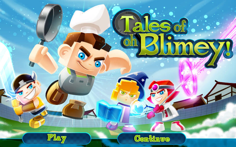 Game Tales of OhBlimey! 1  - Mono Animation
