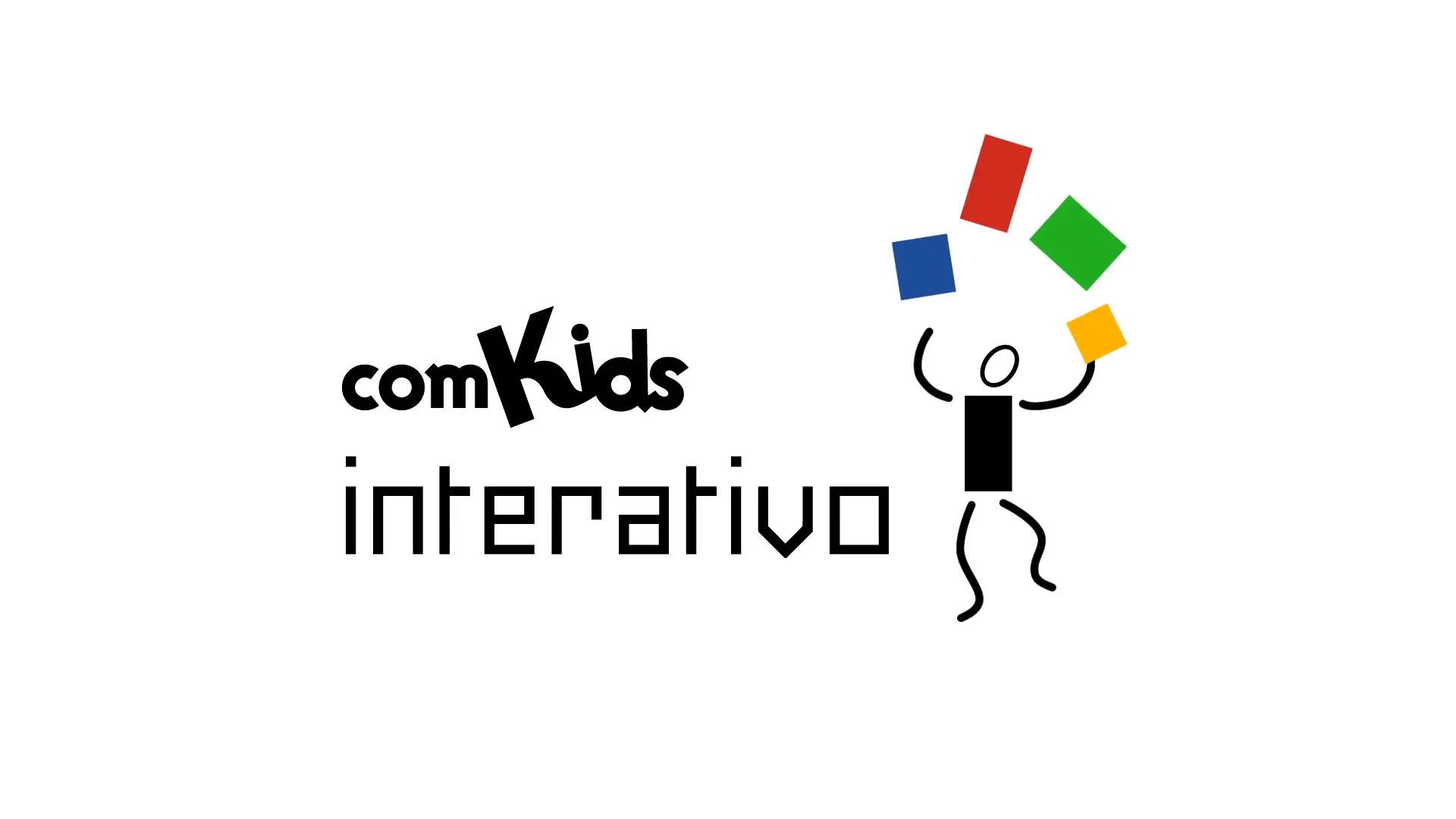 Vinheta Festival Comkids 4  - Mono Animation