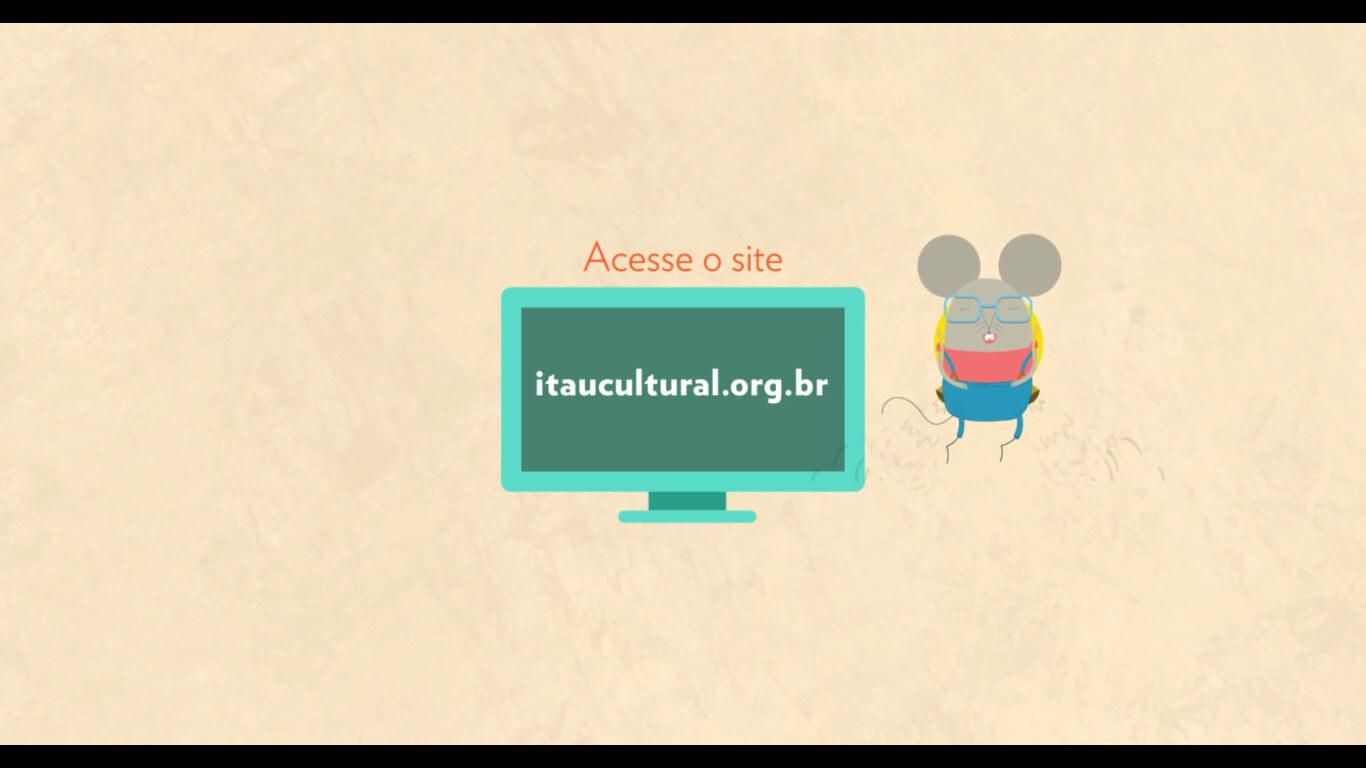 Institucional Itaú Cultural 3  - Mono Animation
