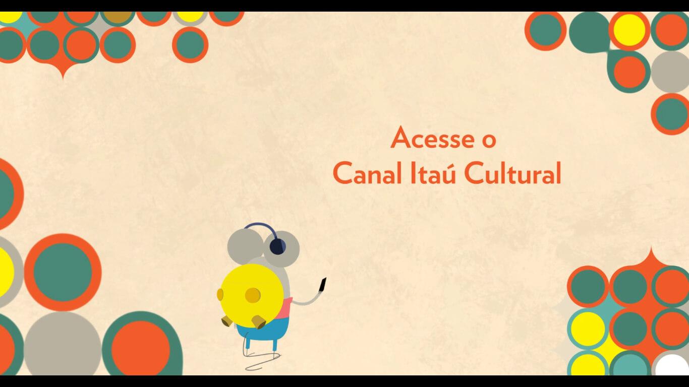 Institucional Itaú Cultural 4  - Mono Animation
