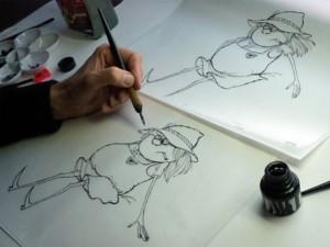 A Transformação das Técnicas de Animação no Mercado Publicitário 2  - Mono Animation