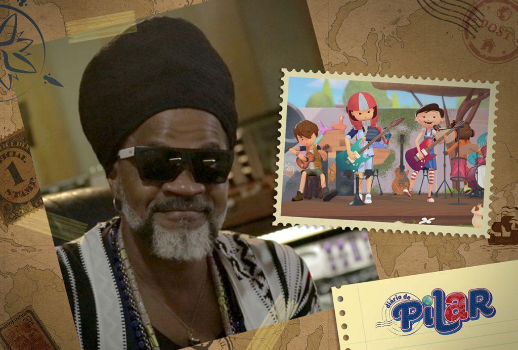 Diário de Pilar - Série de Animação 3D | Nat Geo Kids 36  - Mono Animation