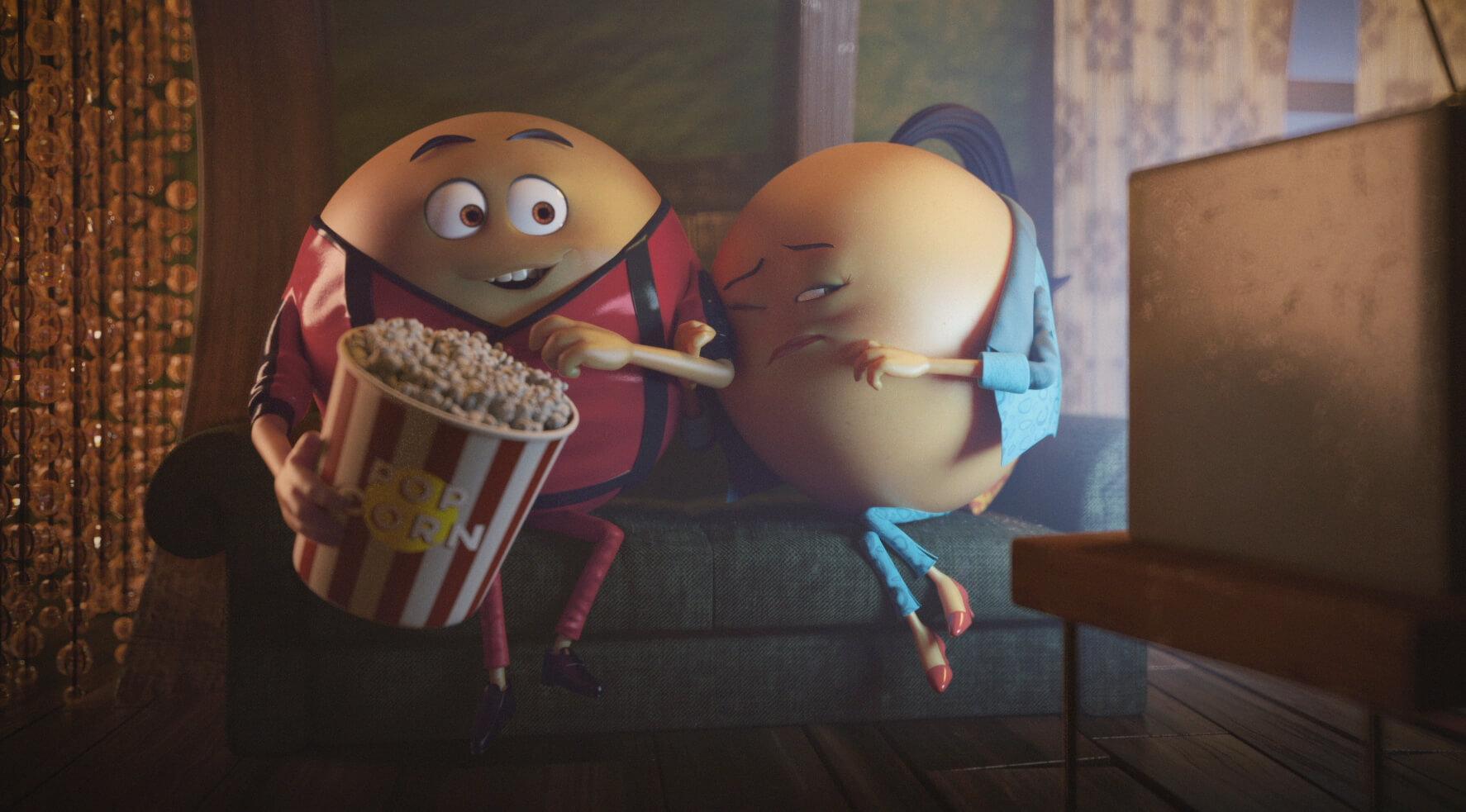 Syngenta: Pragas Vilãs -  Websérie Animação 1  - Mono Animation