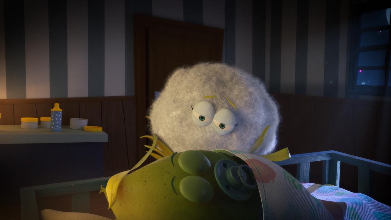 Syngenta: Pragas Vilãs -  Websérie Animação 4  - Mono Animation