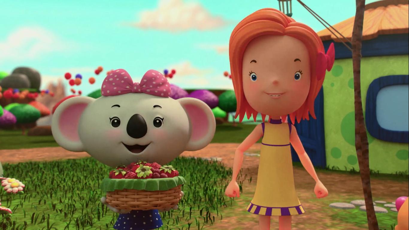 Mundo Ripilica - As Aventuras de Lilica, A Coala - Discovery Kids | Série de Animação 1  - Mono Animation