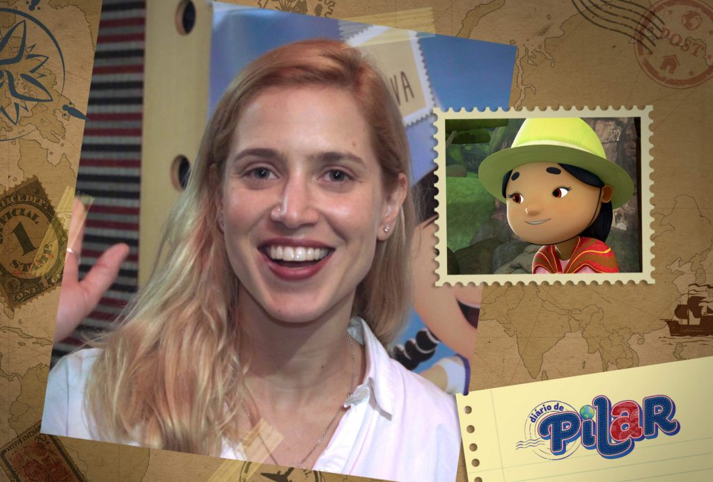 Diário de Pilar - Série de Animação 3D | Nat Geo Kids 55  - Mono Animation