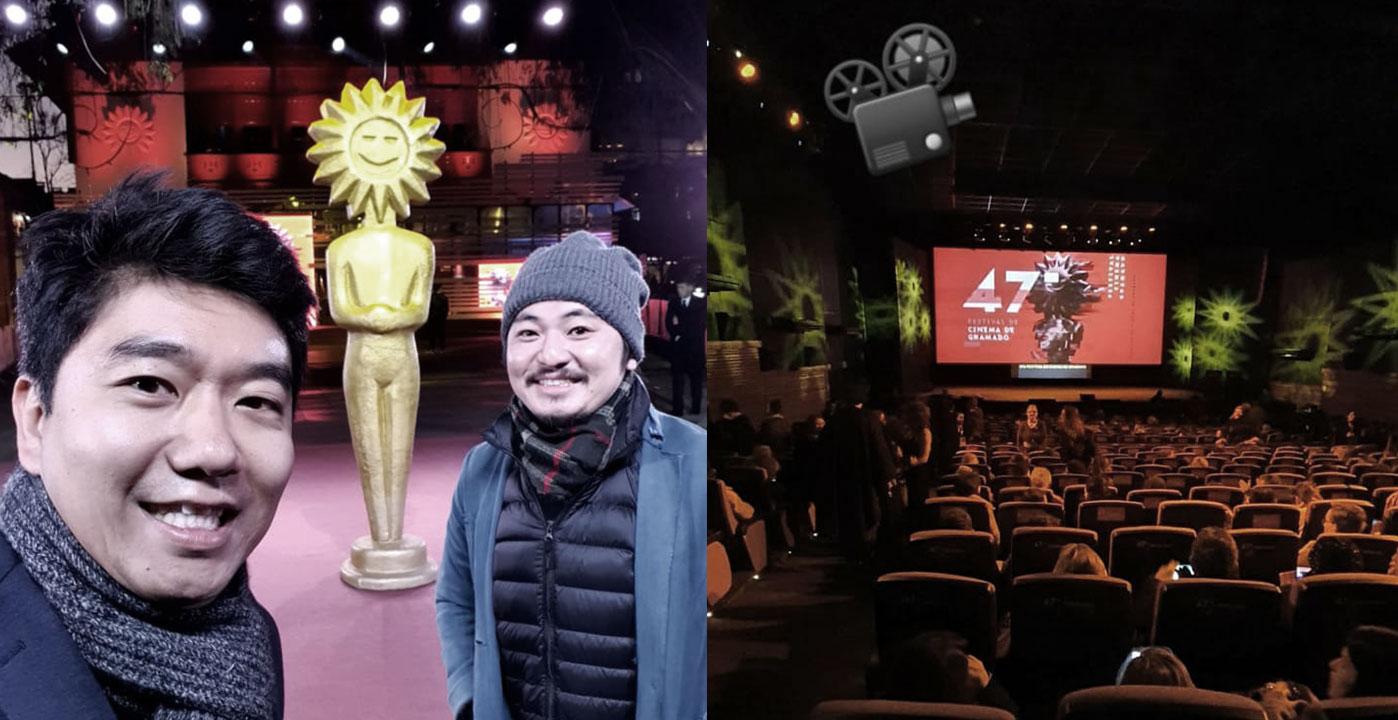 Mono Animation conta sua trajetória e fala sobre o Mercado de Animação no Festival de Gramado. 2  - Mono Animation