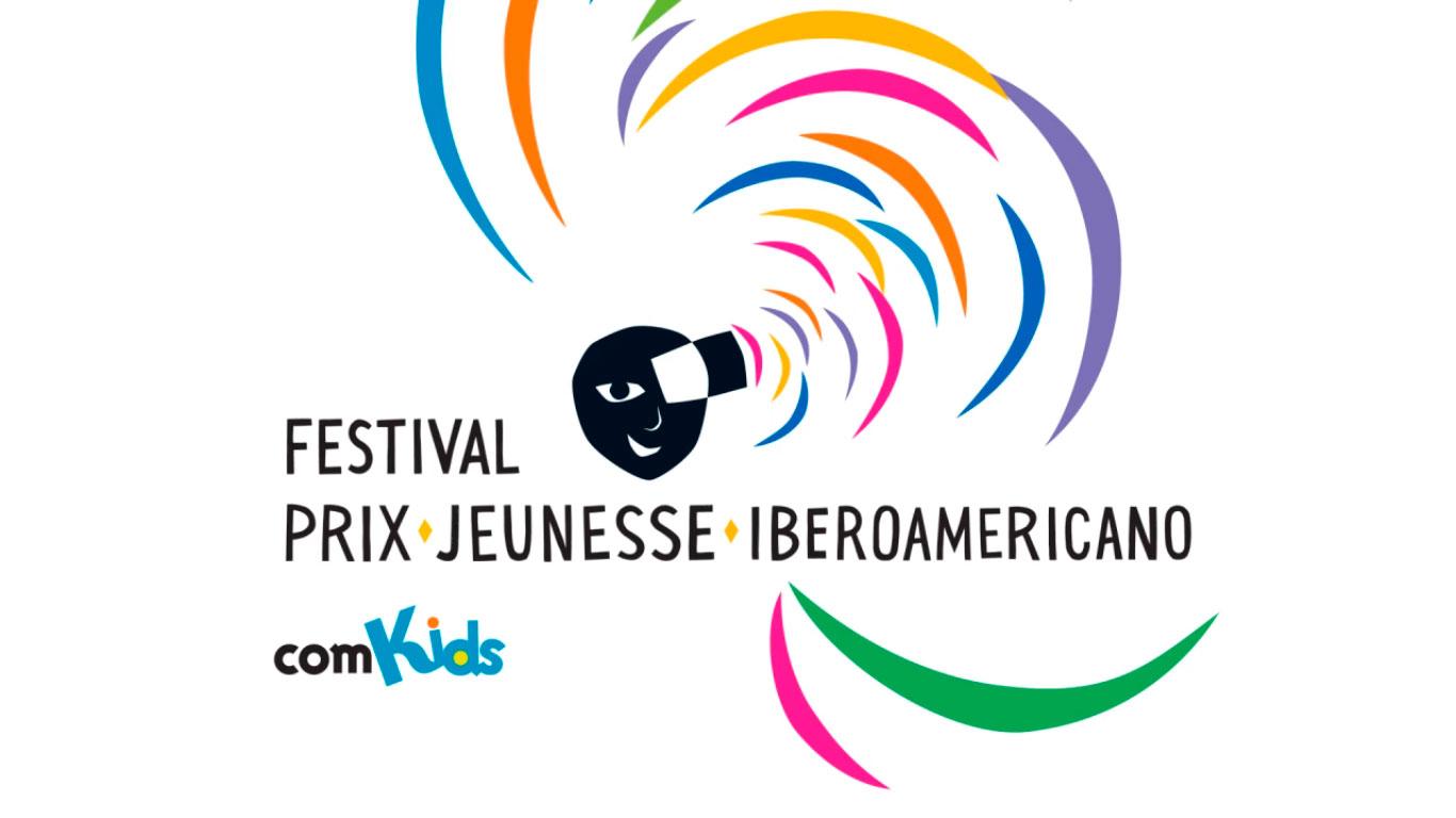 Vinheta Festival Comkids 2  - Mono Animation