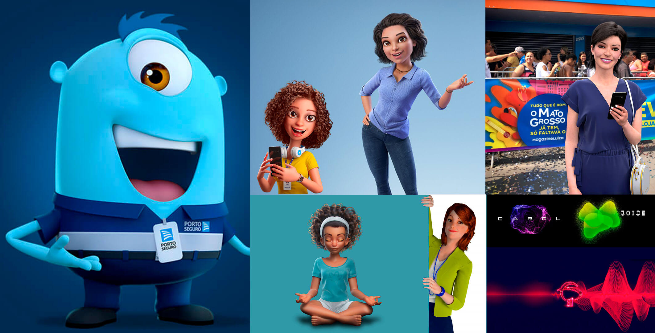 Entenda como assistentes virtuais têm potencializado e viralizado as marcas 1  - Mono Animation